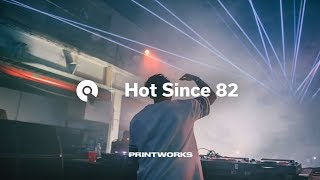 Hot Since 82  @ Knee Deep In London, Printworks (BE-AT.TV)