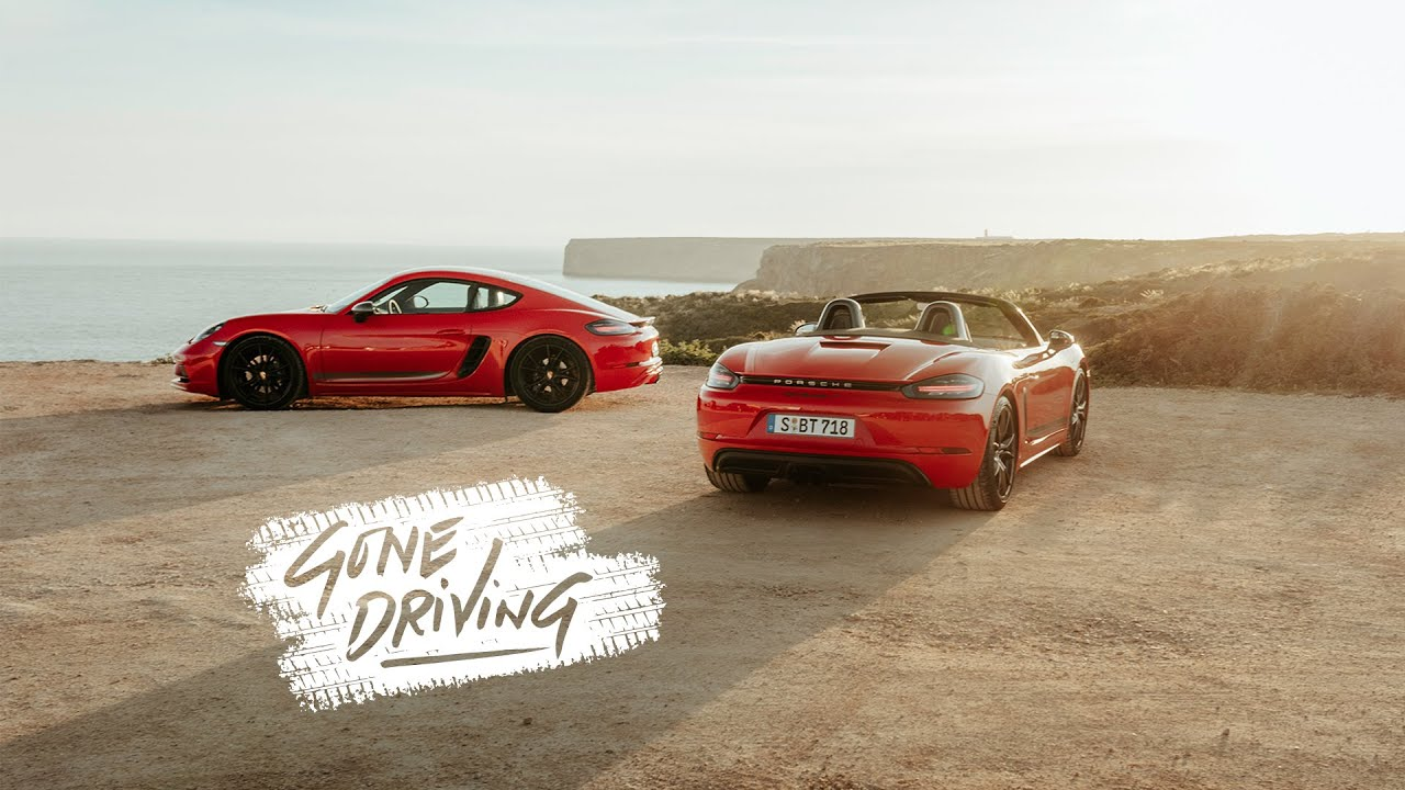 The Porsche 718 T Gone Driving in Portugal: The Roadtrip – Trailer