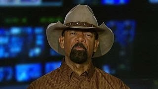 David Clarke slams Clinton for comparing Trump to Weinstein