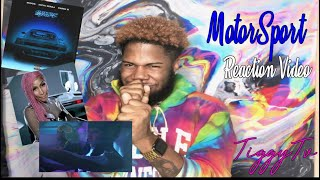 MIGOS, NICKI MINAJ, CARDI B - MOTORSPORT ( OFFICAL VIDEO ) | REACTION VIDEO | TIGGYTV