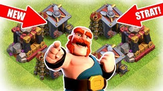 TIME FOR A NEW STRATEGY!! - Clash Of Clans
