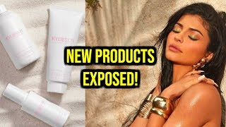 EVERYTHING WRONG WITH KYLIE SKIN NEW PRODUCTS!