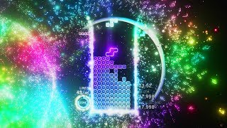 10 Minutes of TETRIS EFFECT Music and Gameplay