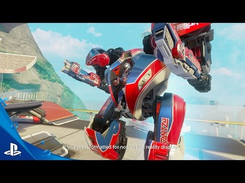RIGS Classes | RIGS Mechanized Combat League | PS4 Video Screenshot 1