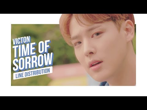 VICTON - Time of Sorrow Line Distribution (Color Coded) | 빅톤 - 오월애 (俉月哀)