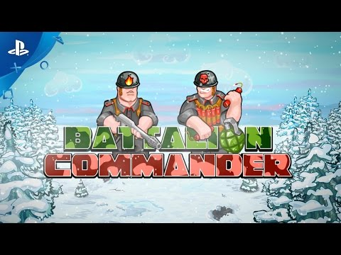 Battalion Commander Trailer