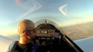 Sunrise Aerobatics in my Sonex