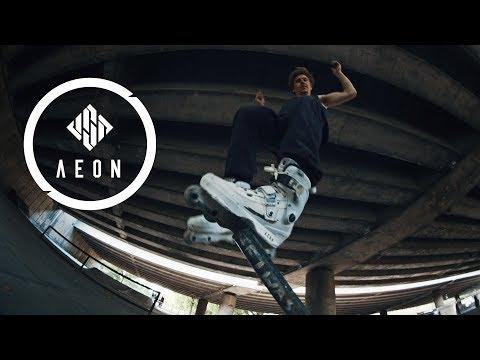 Video USD Roller Street AEON 60 XIX Blanc