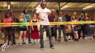 Marquese Scott | Exhibition | Shut Up and Dance 2014 | #SXSTV