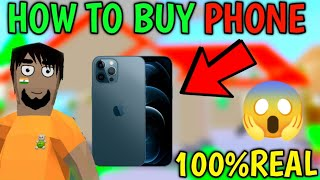HOW TO BUY PHONE IN DUDE THEFT WARS || HARSH IN GAME