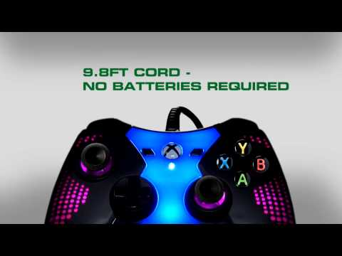 Spectra Illuminated Xbox One Controller trailer