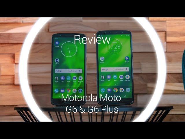 Belsimpel.nl-productvideo voor de Motorola Moto G6 Plus Silver