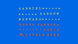"Gabriel Garzón-Montano - ""Bombo Fabrika Remix (Feat. Little Simz)"""