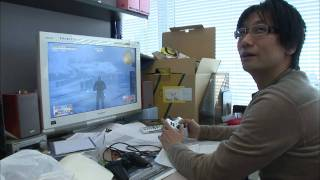 Making of Metal Gear Solid 4 - Hideo Kojima's Gene 1/4