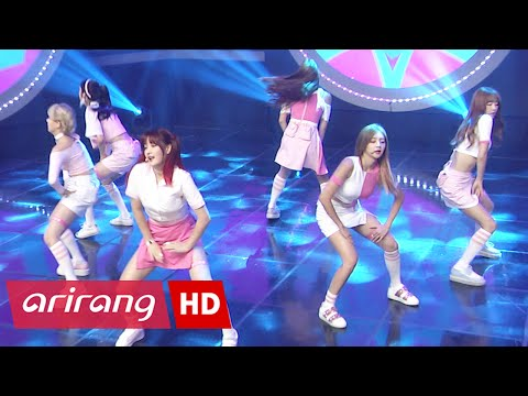 Simply K-Pop _ LABOUM(라붐) _ Shooting Love(푱푱) _ Ep.229 _ 082616
