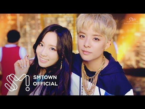 AMBER 엠버 'SHAKE THAT BRASS' MV Teaser #2 with TAEYEON