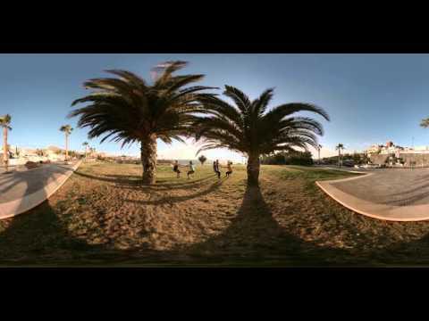 Teneriffan luontoa ja aktiviteetteja hyvän olon 360°-virtuaalimatkalla