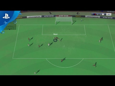 Active Soccer 2 DX Video Screenshot 1