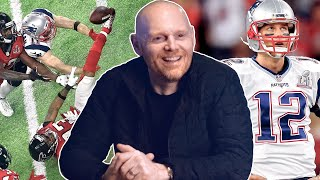 Bill Burr talks Julian Edelman & Tom Brady in Super Bowl 51
