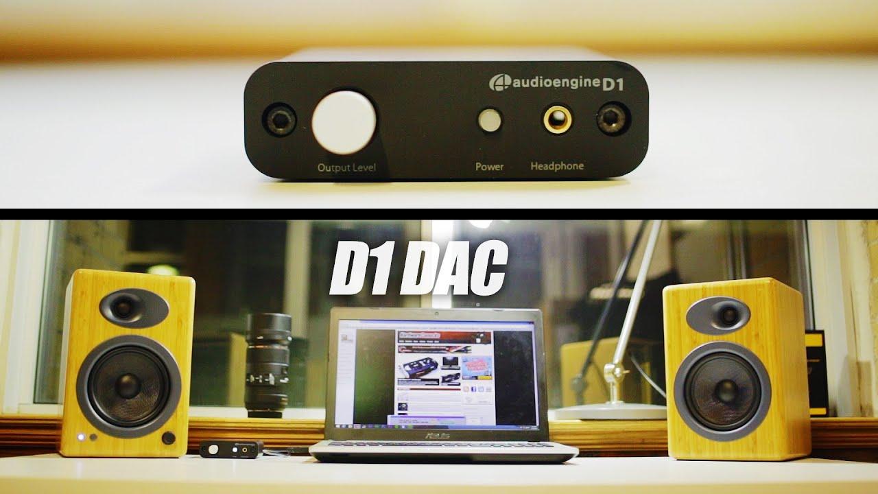 Do you need a DAC? (Audioengine D1 DAC Review)