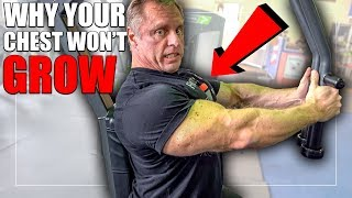 21 Reasons Why Your Chest Isn't Growing (FIX IT NOW)