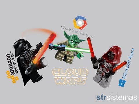 Cloud Wars - OpenExpo Day Madrid 2015