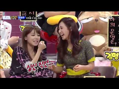 강심장 소녀시대(165회)#5