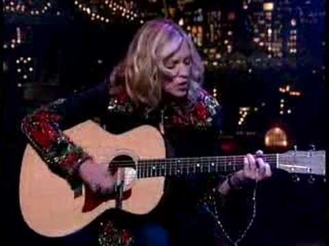 MADONNA, DON'T TELL ME (Live at Letterman)