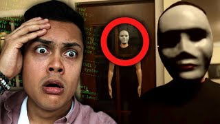 i went on the dark web then they came to my house !?!