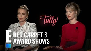 Charlize Theron Talks Gaining 50 Pounds For
