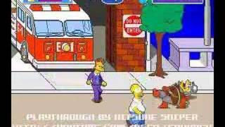 Game | The Simpsons Arcade | The Simpsons Arcade