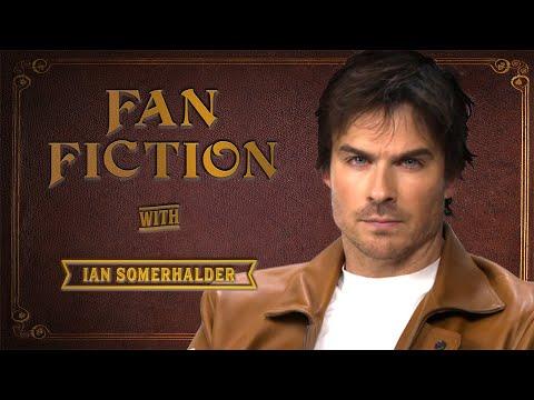 Ian Somerhalder Reads Thirsty Fan Fiction | V Wars | Netflix