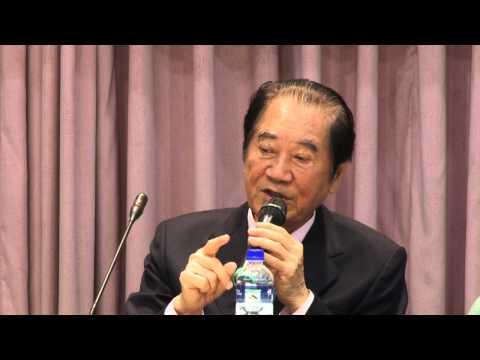 紀念蔡同榮博士「台灣前途」研討會─陳唐山:蔡同榮對台灣的貢獻