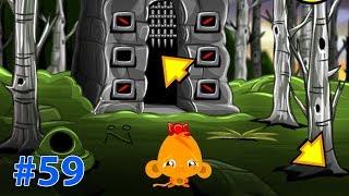 Game chú khỉ buồn 59 - Video hướng dẫn chơi game 24h