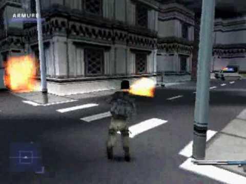 Syphon Filter (FR) Mission 1: Georgia Street - YouTube