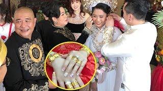 Cho,á,ng với món quà hồi môn Nghệ sĩ Hồng Vân tặng Con g,á,i trong ngày cưới - TIN TỨC 24H TV