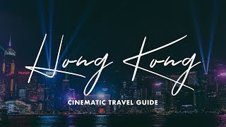 HONG KONG – CINEMATIC TRAVEL GUIDE // SONY A6300 + SIGMA 30MM + ZHIYUN CRANE M