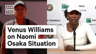 How Venus Williams 'Deals' with Press
