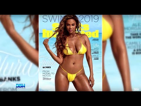 TYRA BANKS, 45, GRACES THE COVER OF SPORT'S ILLUSTRATED SWIMSUIT EDITION LOOKING BETTER THAN EVER