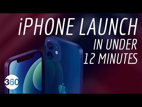 iPhone 12 Launch in 12 minutes: iPhone 12 series price in India and other features