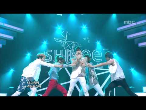 SHINee - Sherlock, 샤이니 - 셜록, Music Core 20120407