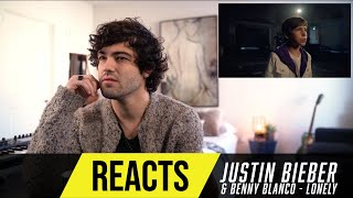 Producer Reacts to Justin Bieber & Benny Blanco   Lonely
