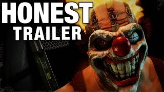 TWISTED   METAL (Honest Game Trailer)