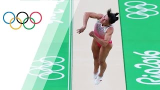 Oksana Chusovitina: My Rio Highlights