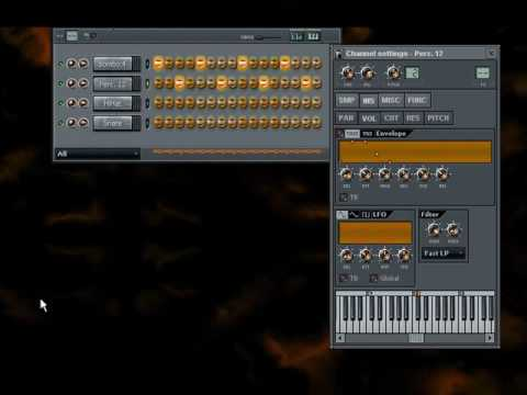 Fl Studio Base cumbia por AlEx DJ