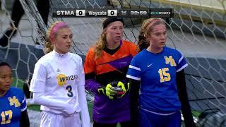 Wayzata vs. St Michael-Albertville State Girls Soccer