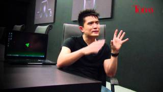 TODAY Talks to Razer CEO Tan Min-Liang