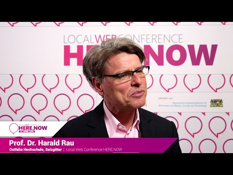 Interview: Prof. Dr. Harald Rau über Location Based Services