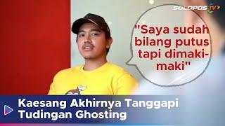 Klarifikasi Kaesang: Reaksi Kaesang Saat Ditanya Soal Ghosting Felicia Tissue