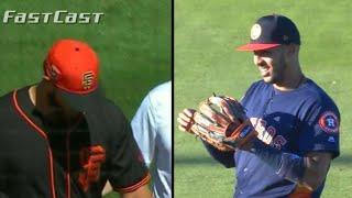 MLB.com FastCast: Bumgarner fractures wrist - 3/23/18